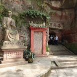 leshan buddha 155
