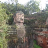 leshan buddha 168