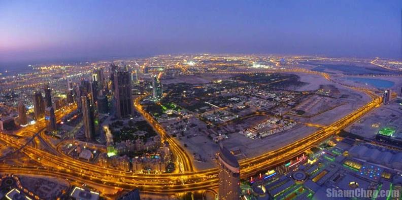 sc burj khalifa day