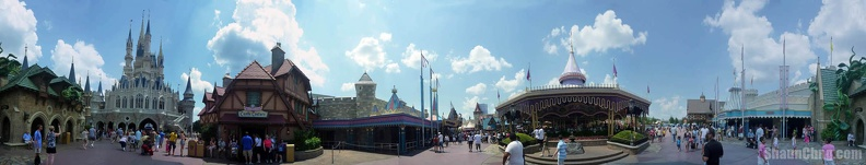 sc disney magic kingdom fantasyland