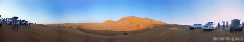 sc dubai desert view