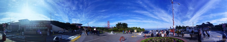 sc golden gate bridge visitor center