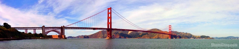 sc san francisco golden gate bridge