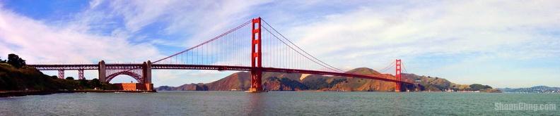 sc san francisco golden gate bridge