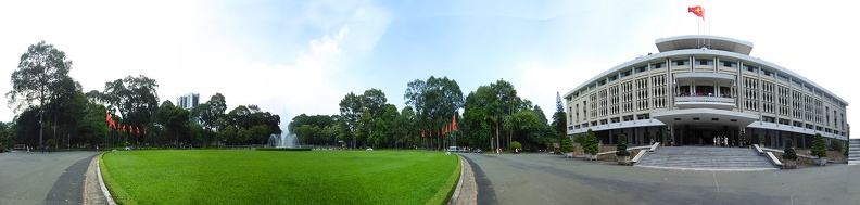 Ho-Chi-Minh-Independence Reunification Palace