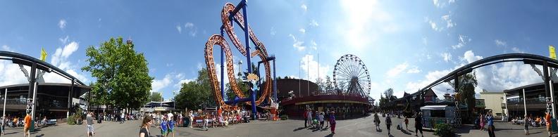 Linnanmaki Theme park, Helsinki