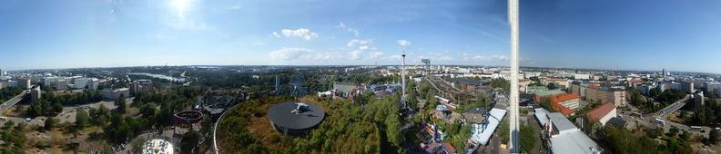 Linnanmaki Theme park, Helsinki Top