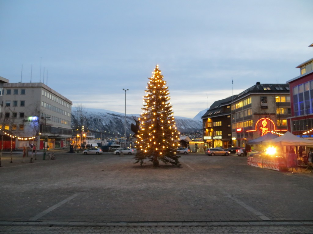 city living tromsø