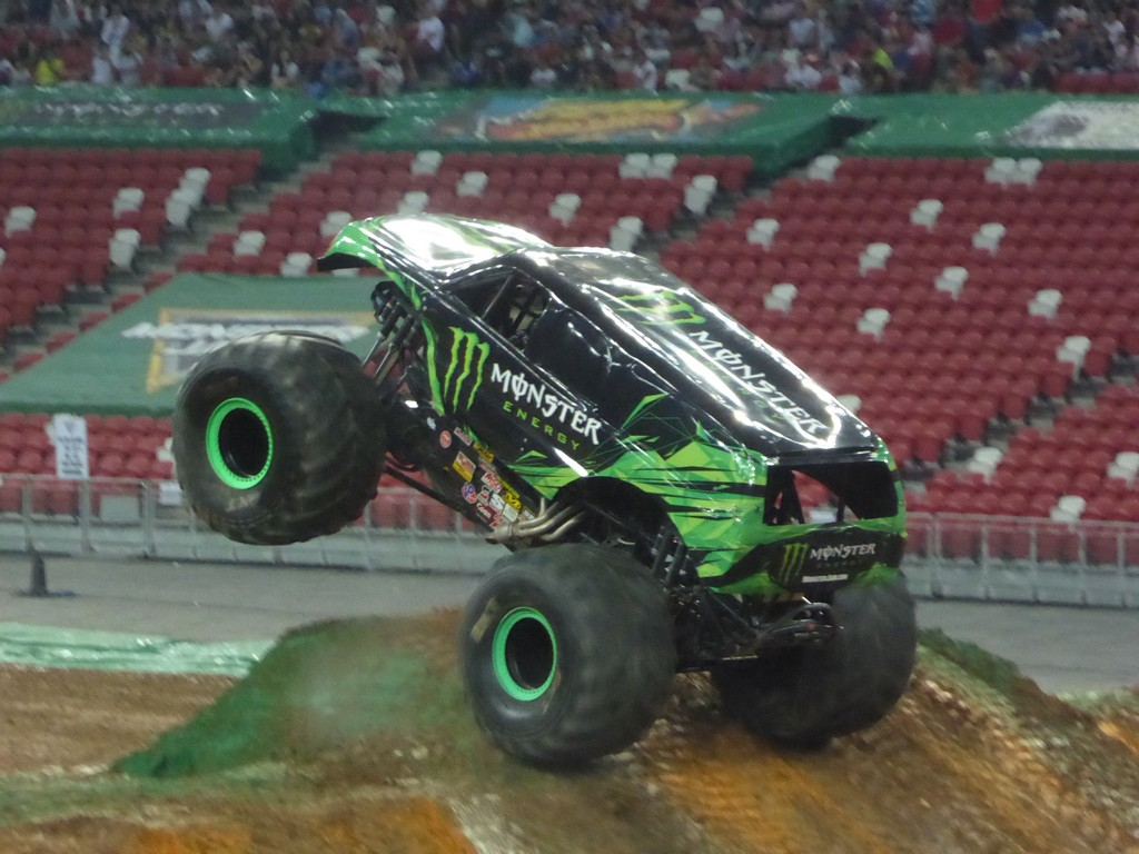 Monster Jam Monster Trucks In Singapore Shaunchng Com