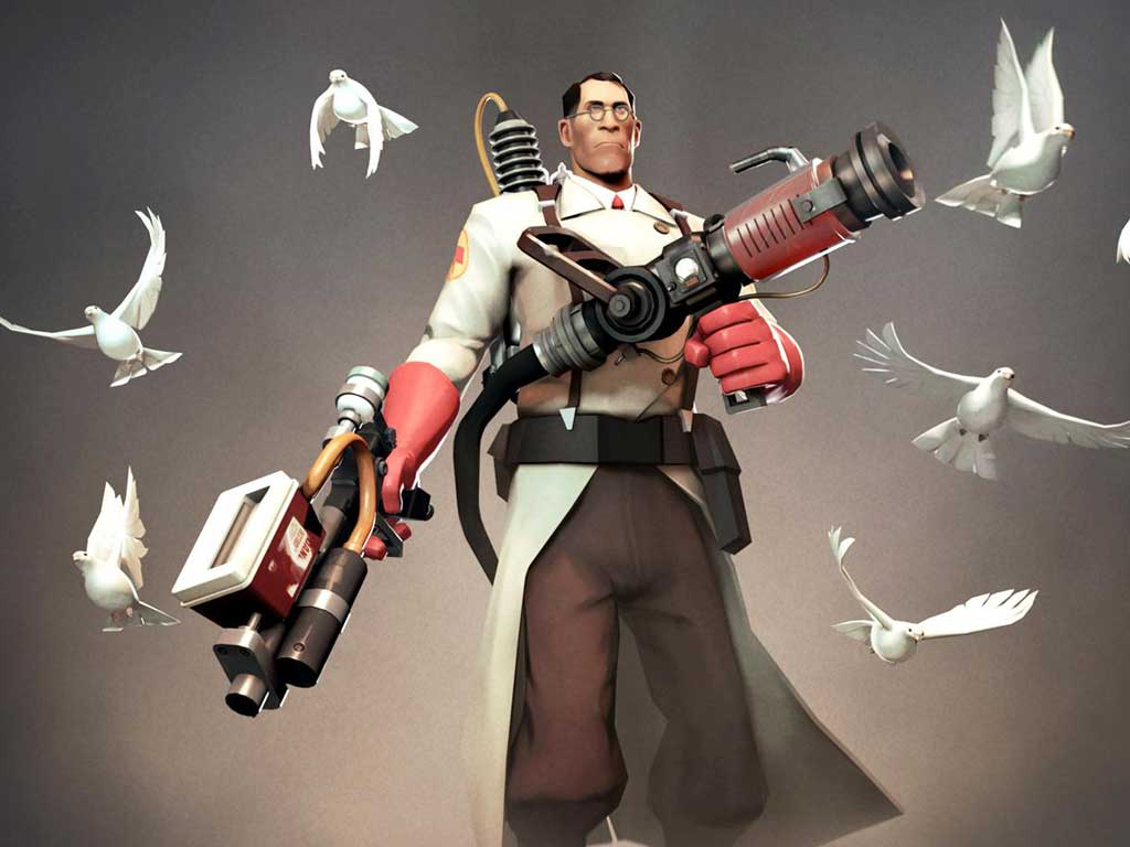 tips and tricks on getting all team fortress 2 tf2 medic