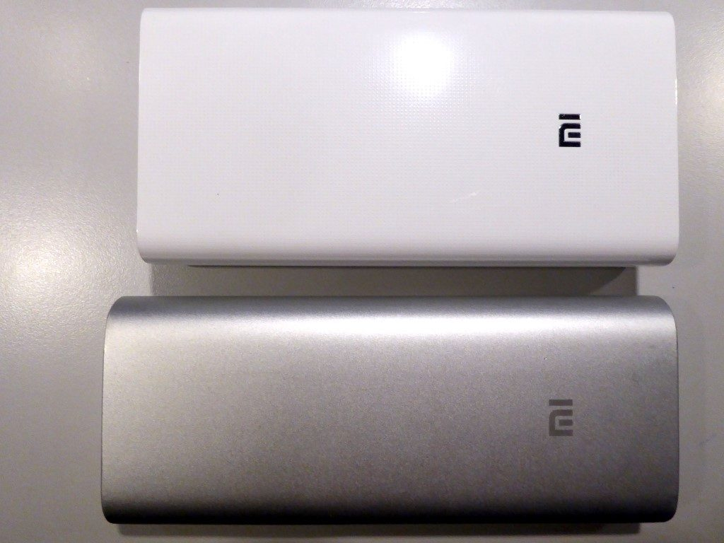 Xiaomi Mi 20000mah Powerbank Review 16000 Mah The Outgoing Aluminum Compared To New Incoming 20000 Unit