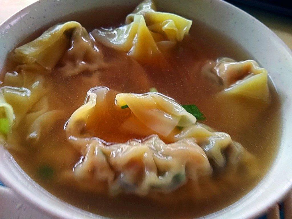 Wong kee Dumpling soup