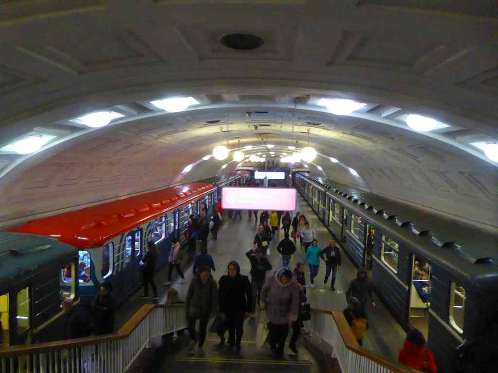 Russian Subway system