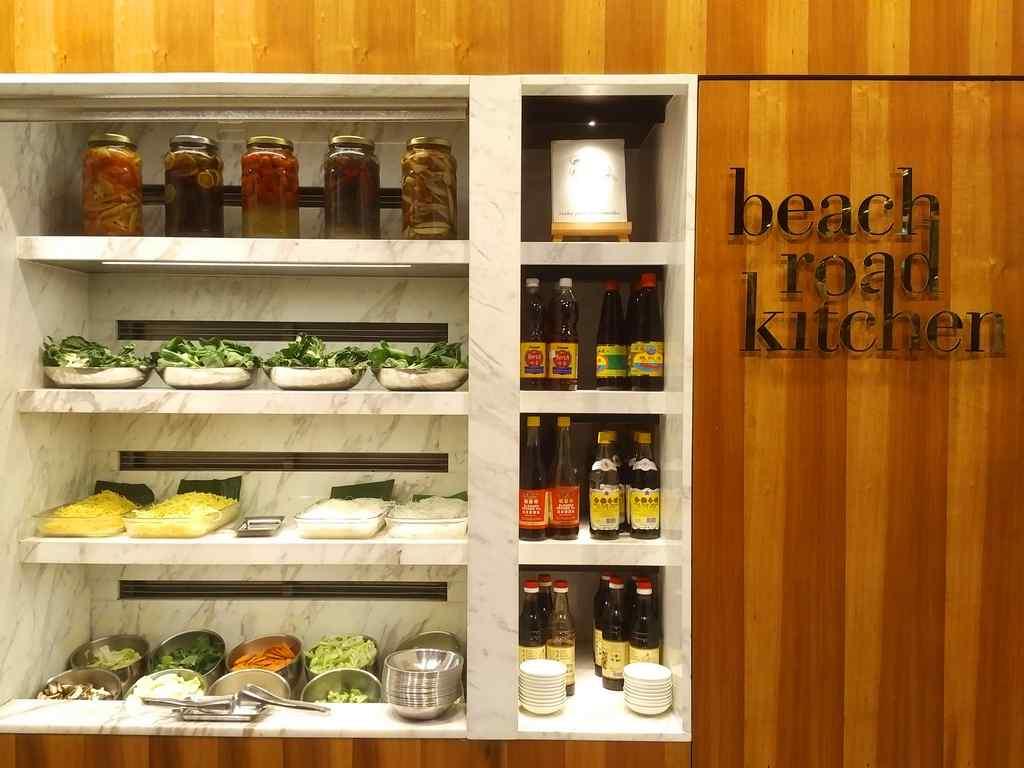 Beach Road Kitchen Buffet At South Beach Shaunchng Com