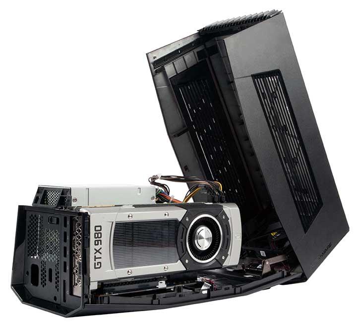 Alienware external graphics amplifier