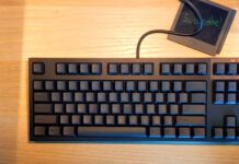 realforce capacitive keyboard
