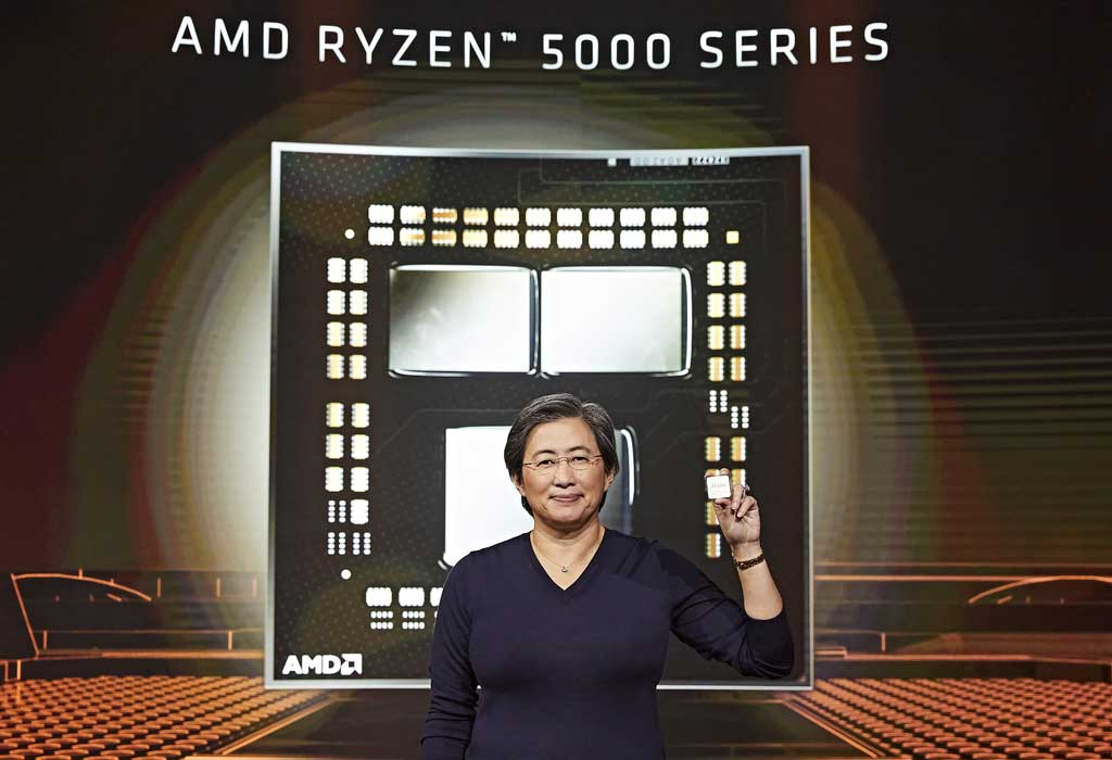 The top performing CPU out there is still held by the Ryzen series