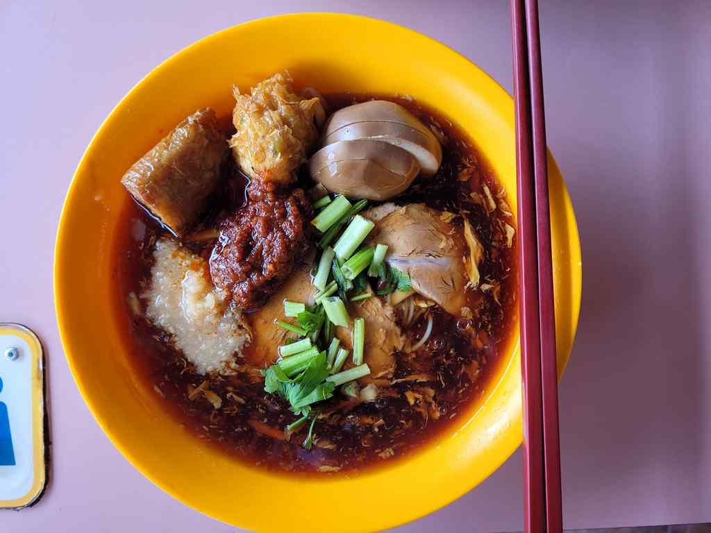 Loh Mee done right, with over a decade in the making