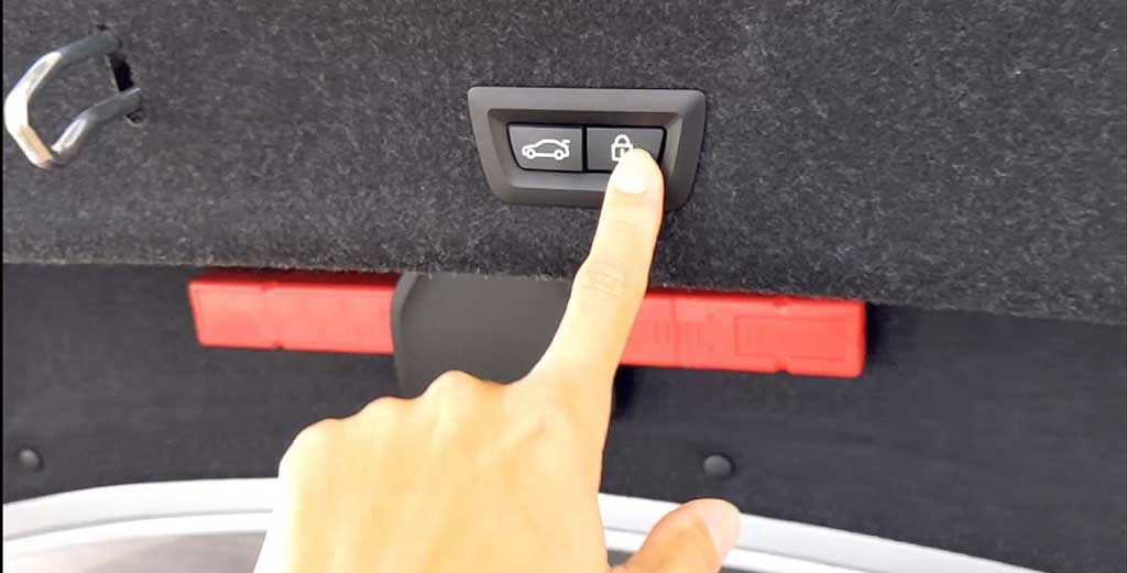 Ever wonder what this other button does? It closes and locks you car in one button